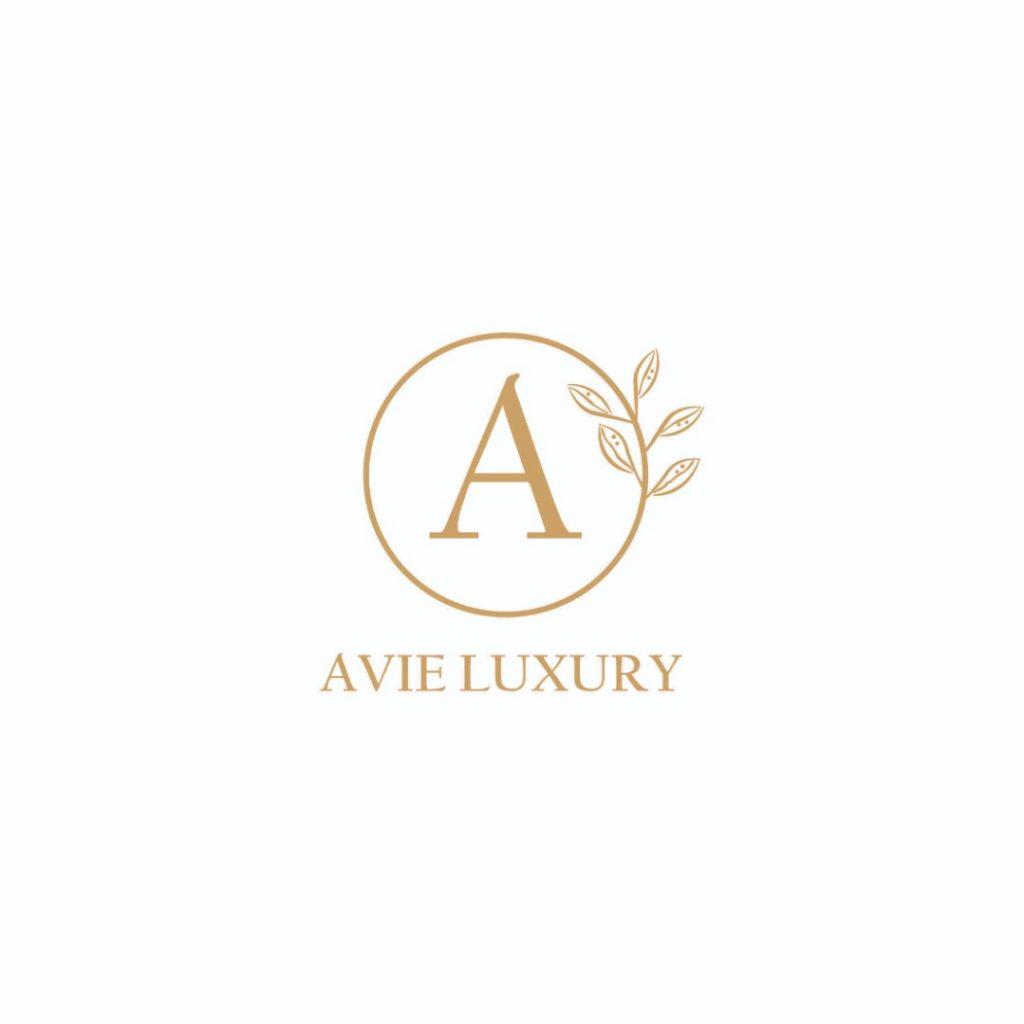 Logo design for Avie Luxury