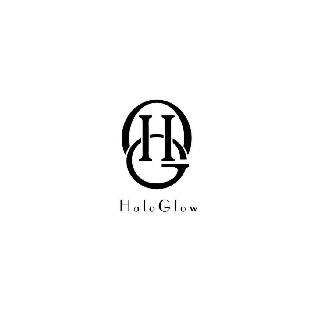 Logo design for Halo Glow