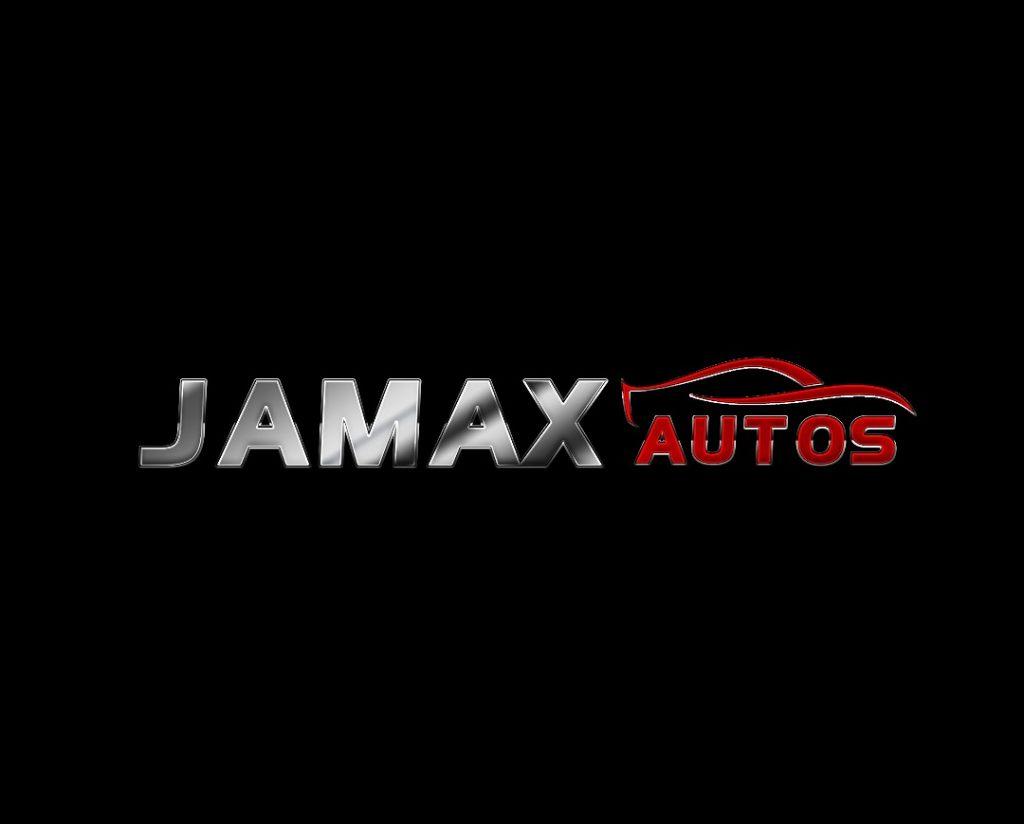 Logo design for Jamax Motors