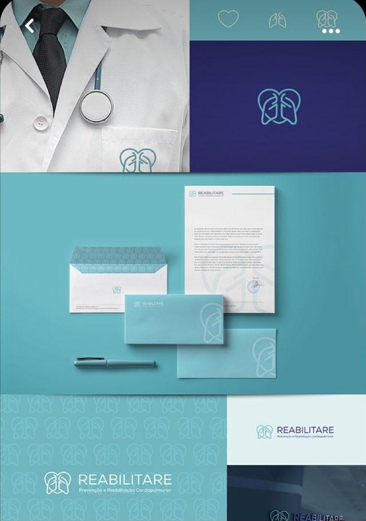 Branding Materials for Rehabilatare