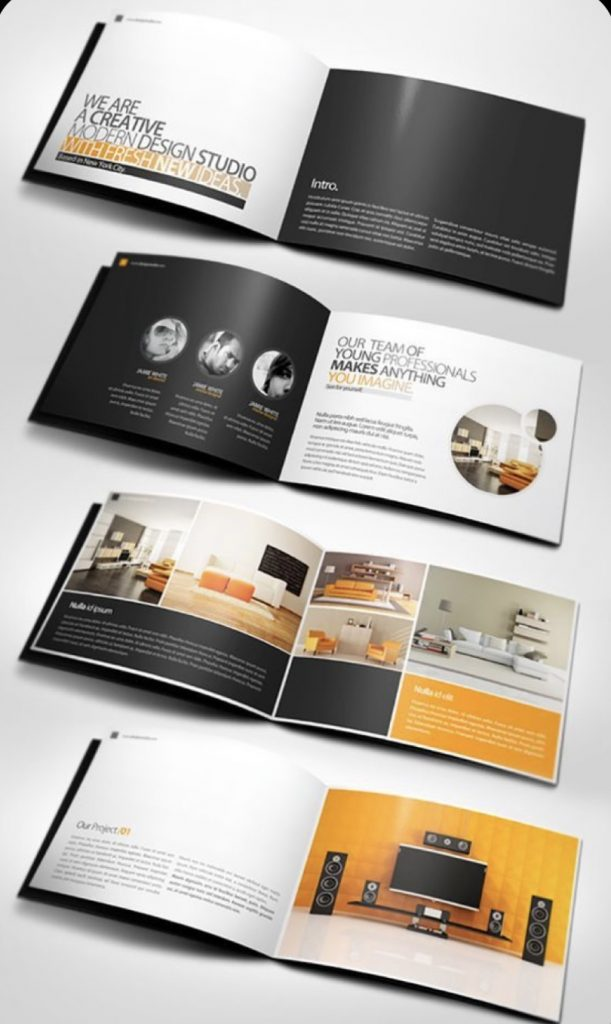 Journal Design for Studio M