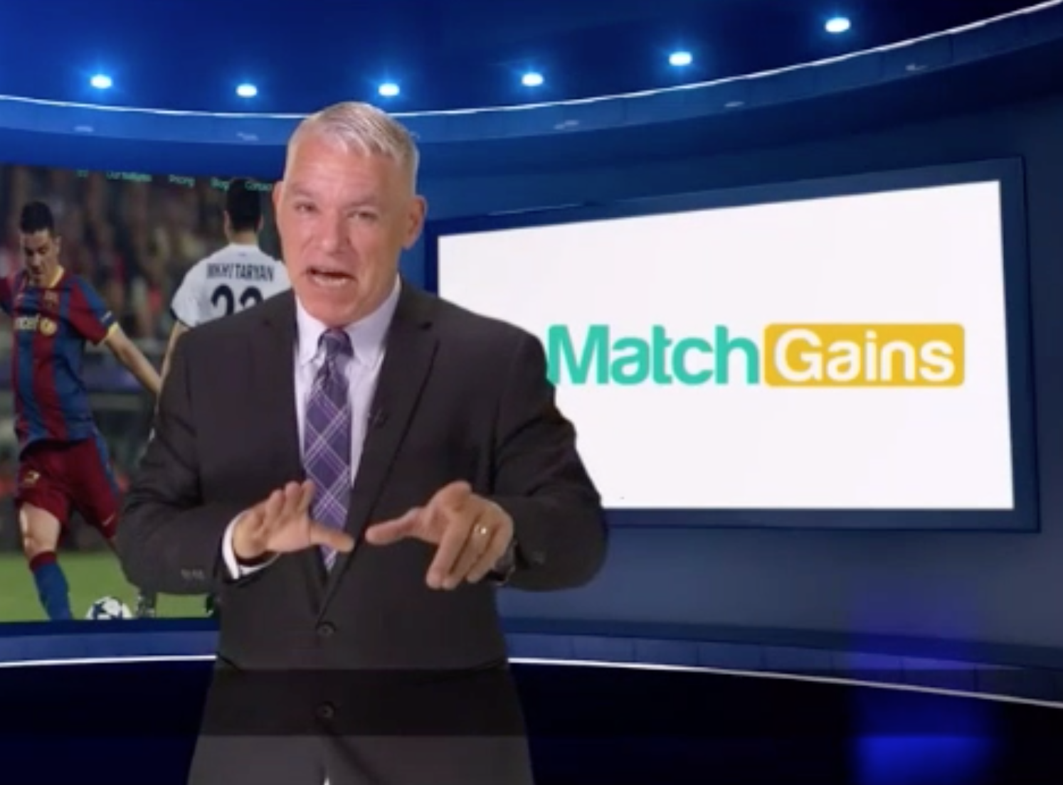 Video Creation for Matchgain