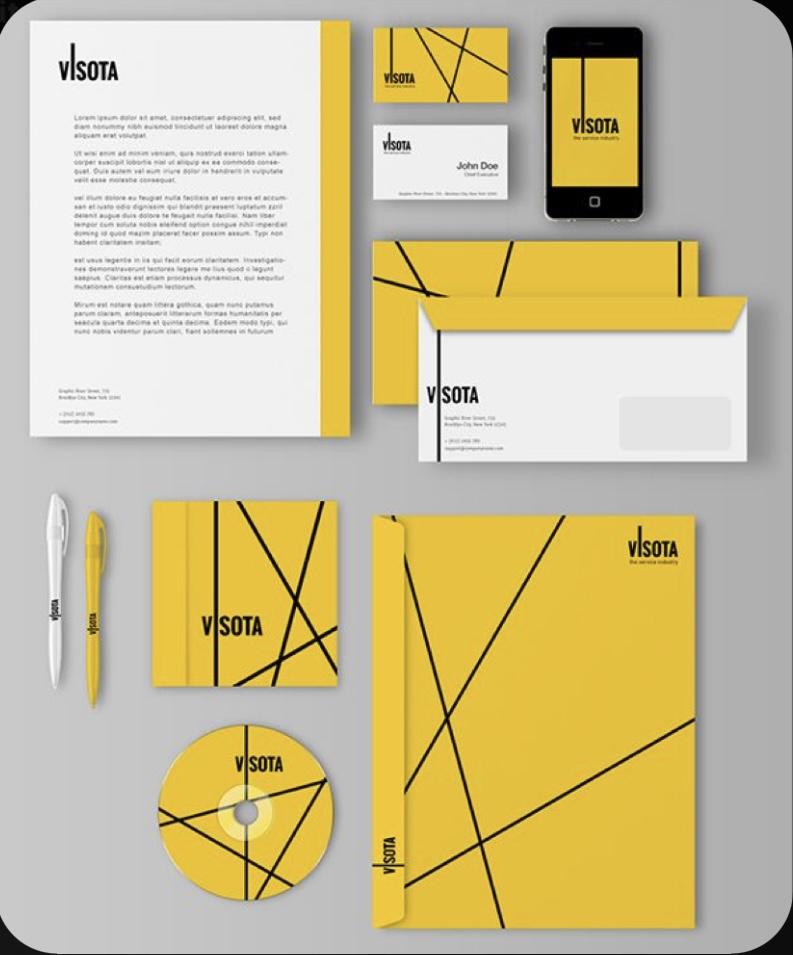 Branding for Visota Ltd